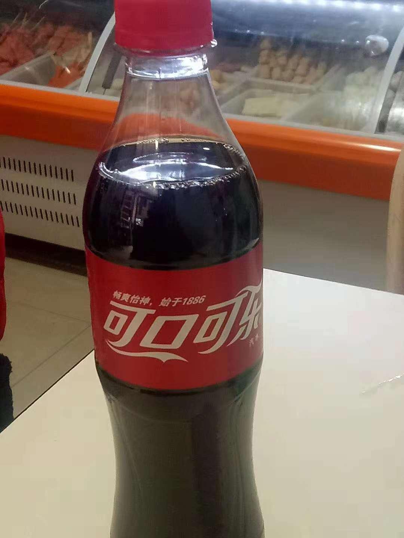 可口可乐瓶装